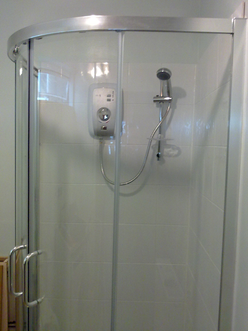 bathroom installation Croydon after