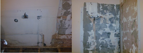 bathroom installation Croydon before