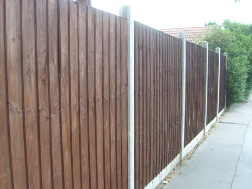 fencing Croydon after 1