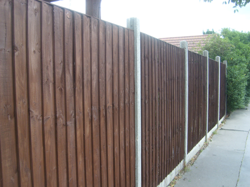 fencing Croydon after 2